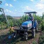 Zarábať svojim pozemkom na traktore